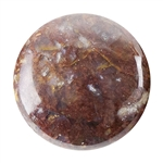Natural Pietersite Gemstone - Cabochon Round 12mm - Pak of 1