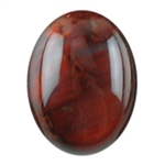 Natural Pietersite Gemstone - Cabochon Oval 6x8mm - Pak of 2