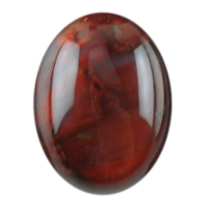 Natural Pietersite Gemstone - Cabochon Oval 6x8mm Pkg - 2