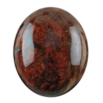 Natural Pietersite Gemstone - Cabochon Oval 10x12mm
