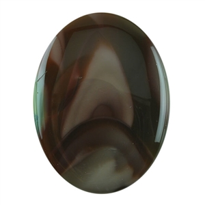 Royal Imperial Jasper Gemstone - Oval Cabochon 30x40mm - Pak of 1