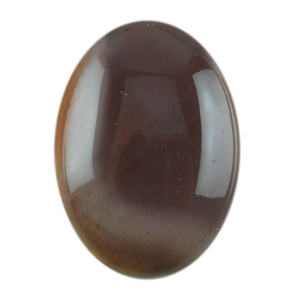 Royal Imperial Jasper Gemstone - Oval Cabochon 10x14mm - Pak of 1