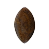 Natural Bronzite Gemstone - Cabochon Marquise 33x57mm - Pak of 1