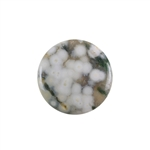 Ocean Jasper Gemstone - Round Cabochon 25mm - Pak of 1