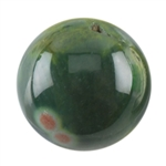Ocean Jasper Gemstone - Round Cabochon 8mm - Pak of 1