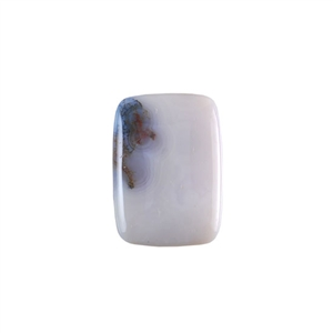Ocean Jasper Gemstone - Rectangle Cabochon 18x25mm - Pak of 1