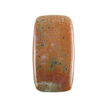 Ocean Jasper Gemstone - Rectangle Cabochon 22x40mm - Pak of 1