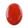Natural Red Jasper Gemstone - Cabochon Oval 30x40mm - Pak of 1
