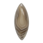 Botswana Agate Gemstone - Round Pendant 46mm - Pak of 1