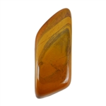 Picture Jasper Gemstone - Freeform 9mm x 21mm - Pak of 1