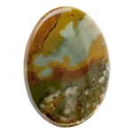 Picture Jasper Gemstone - Freeform 10mm x 35mm - Pak of 1