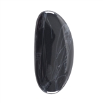 Spiderweb Obsidian Gemstone - Cabochon Freeform 11mm x 27mm  Pkg - 1
