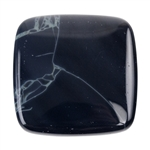 Spiderweb Obsidian Gemstone - Cabochon Freeform 16mm x 20mm  Pkg - 1