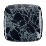 Spiderweb Obsidian Gemstone - Cabochon Rectangle 13mm x 20mm  Pkg - 1