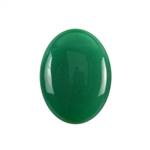 Natural Aventurine Gemstone - Cabochon Oval 6x8mm - Pak of 2