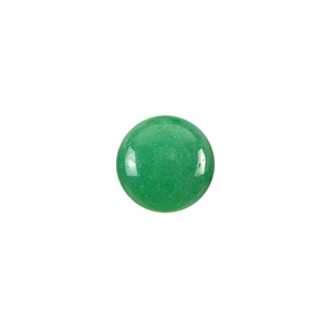 Natural Aventurine Gemstone - Cabochon Round 15mm - Pak of 4