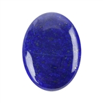 Natural Lapis Lazuli Gemstone - Cabochon Oval 22x30mm - Pak of 1