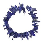 Lapis Lazuli Rectangle - 1 Strand