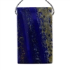 Natural Lapis Lazuli Gemstone - Rectangle Pendant 27mm x 43mm
