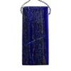 Natural Lapis Lazuli Gemstone - Rectangle Pendant 20mm x 43mm