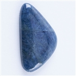 Natural Kyanite Gemstone - Round Cabochon 22mm x 23mm - Pak of 1
