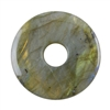 Natural Labradorite Gemstone - Cabochon Pear 17mm x 26mm - Pak of 1