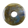 Natural Labradorite Gemstone - Cabochon Pear 14mm x 28mm - Pak of 1