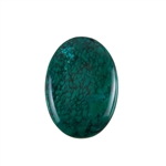 Stabilized Turquoise Gemstone - Cabochon Oval 25x35mm - Pak of 1