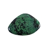 Stabilized Turquoise Gemstone - Cabochon Freeform 36x53mm - Pak of 1