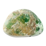Stabilized Turquoise Gemstone - Cabochon Freeform 17mm x 24mm - Pkg of 1