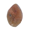 Natural Druzy Gemstone - Freeform 31mm x 46mm - Pak of 1