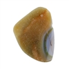 Natural Druzy Gemstone - Freeform 38mm x 47mm - Pak of 1