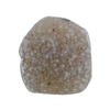 Natural Druzy Gemstone - Freeform 31mm x 34mm - Pak of 1