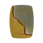Polychrome Jasper Gemstone - Rectangle Cabochon 26mm x 35mm - Pak of 1