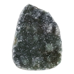 Natural Druzy Gemstone - Defective Stone - Freeform 40mm x 54mm - Pak of 1