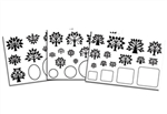Jewel Stamps - Tree of Life Complete Kit