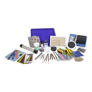 Deluxe Metal Clay Starter Kit with Kiln