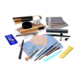 Complete BRONZclay Jewelry Making Tool Kit