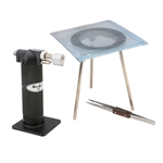 Torch Firing Kit with Tripod