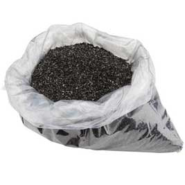 Activated Carbon - Coconut - Bronze Finish - 1lb