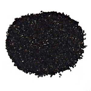 Activated Carbon - Coal - Rainbow Patina - 5lb Bulk