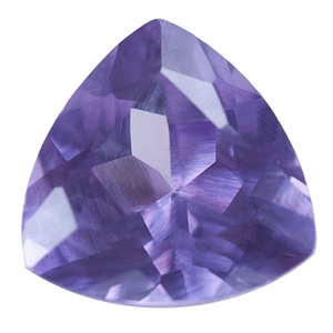 Lab Alexandrite: Trillion 6x6mm 1 pc - Pak of 1
