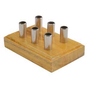 Mandrel - Wood Mandrel Stand