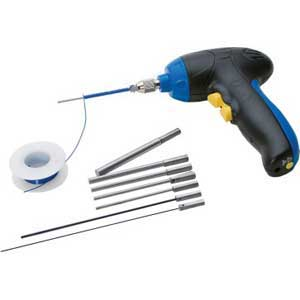 Mandrel - Quick Coiler - Drill & Mandrel Set