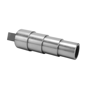 Round Stepped Bracelet Mandrel with Tang