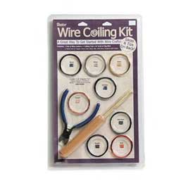 Wire Coiling Starter Kit