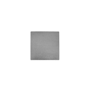 "Sterling Silver Shape - Square - 1"" Pkg - 1"