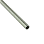 "Sterling Silver Tube - .09"" OD, .012"" Wall"