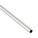 ".925 Sterling Silver Tube - 2.59mm (.102"") OD, 0.25mm (.010"") Wall"