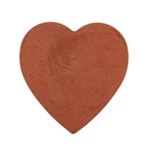 Copper Shape - Heart - 17.5mm x 18mm Pkg - 10